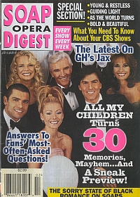 Soap Opera Digest - January 11, 2000
