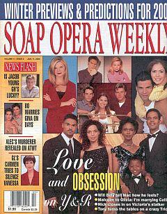 Soap Opera Weekly January 11, 2000