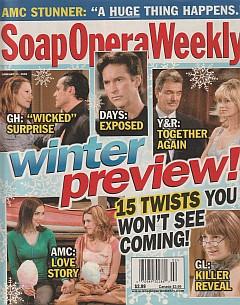 Soap Opera Weekly January 11, 2005