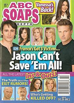 ABC Soaps In Depth January 11, 2010