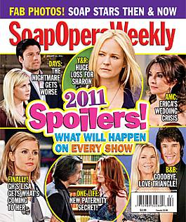 Soap Opera Weekly - January 11, 2011