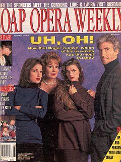 Soap Opera Weekly January 11, 1994