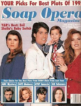 Soap Opera Magazine Jan. 12, 1993