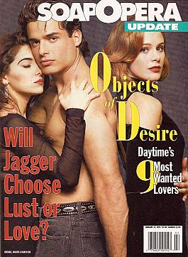 Soap Opera Update Jan. 12, 1993