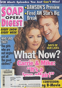 Soap Opera Digest - January 12, 1999
