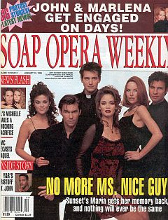 Soap Opera Weekly January 12, 1999