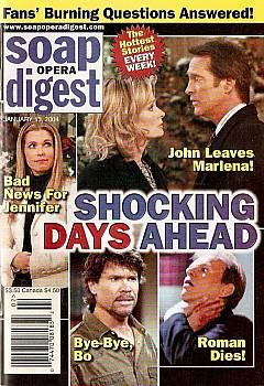 Soap Opera Digest Jan. 13, 2004