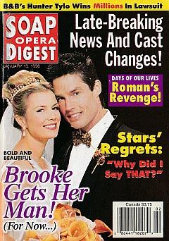 Soap Opera Digest - January 13, 1998
