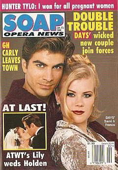 Soap Opera News January 13, 1998