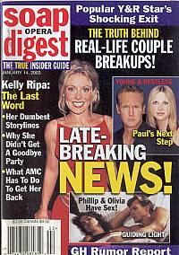 Soap Opera Digest Jan. 14, 2003
