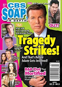 CBS Soaps In Depth January 14, 2013