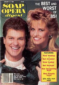 Soap Opera Digest January 14, 1985