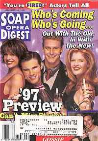 Soap Opera Digest - January 14, 1997