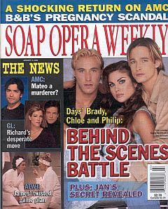 Soap Opera Weekly January 15, 2002