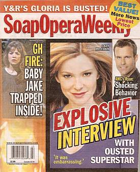 Soap Opera Weekly Jan. 15, 2008