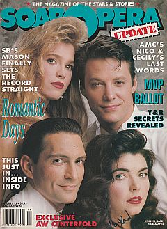 Soap Opera Update January 15, 1990