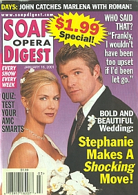 Soap Opera Digest Jan. 16, 2001