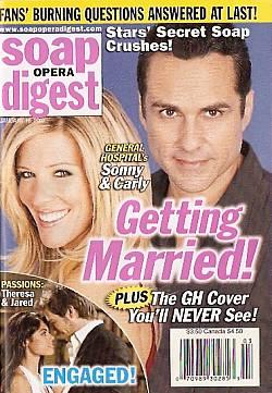 Soap Opera Digest Jan. 16, 2007