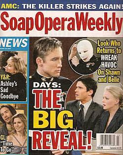 Soap Opera Weekly January 16, 2007