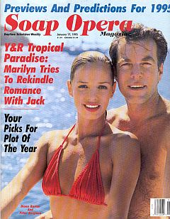 Soap Opera Magazine January 17, 1995