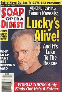 Soap Opera Digest - January 18, 2000