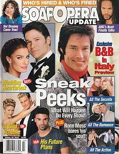 Soap Opera Update January 18, 2000