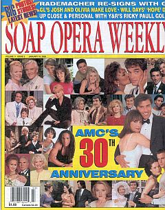 Soap Opera Weekly January 18, 2000
