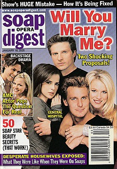 Soap Opera Digest Jan. 18, 2005