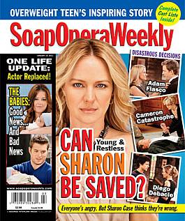 January 18, 2011 issue of Soap Opera Weekly magazine