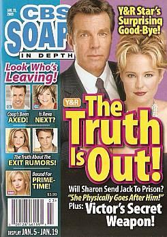 CBS Soaps In Depth January 19, 2009