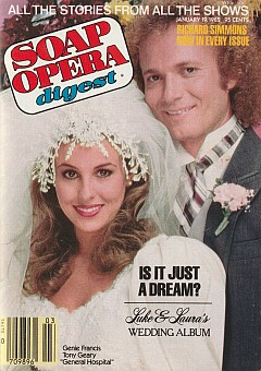 January 19, 1982 issue of Soap Opera Digest