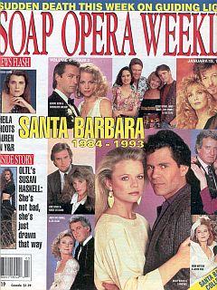 Soap Opera Weekly January 19, 1993