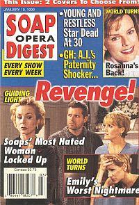 Soap Opera Digest - January 19, 1999