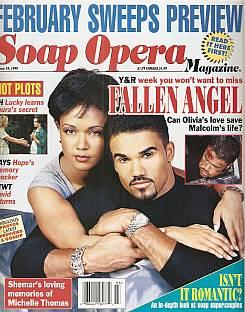 January 19, 1999 issue of Soap Opera Magazine