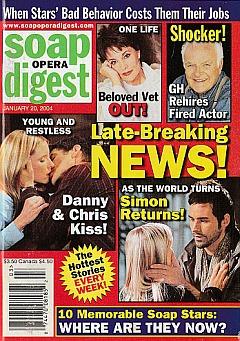 Soap Opera Digest Jan. 20, 2004