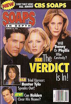 CBS Soaps In Depth January 20, 1998