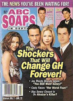 ABC Soaps In Depth January 21, 2003