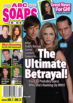 ABC Soaps In Depth January 21, 2013
