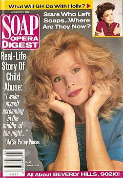 Soap Opera Digest January 21, 1992