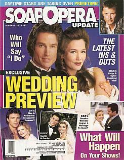 Soap Opera Update January 21, 1997