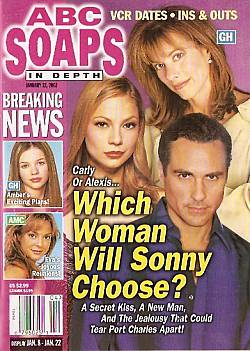 ABC Soaps In Depth January 22, 2002