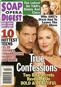 Soap Opera Digest Jan. 22, 2002
