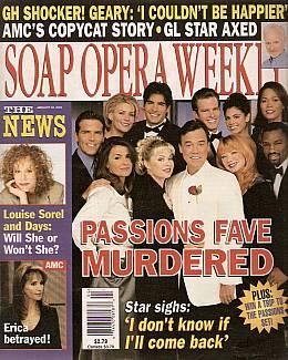 Soap Opera Weekly January 22, 2002