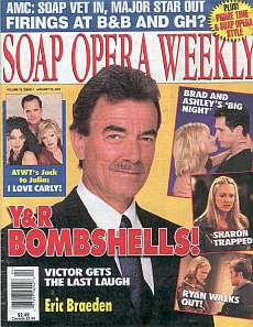 Soap Opera Weekly January 23, 2001