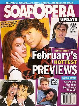Soap Opera Update January 23, 1996