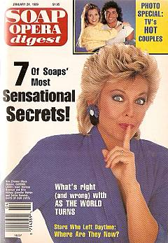 January 24, 1989 Soap Opera Digest