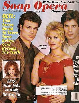 Soap Opera Magazine January 24, 1995