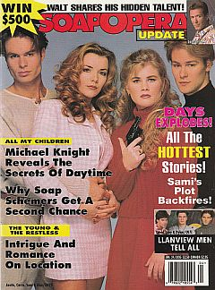Soap Opera Update January 24, 1995