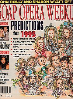 Soap Opera Weekly January 24, 1995