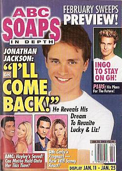 ABC Soaps In Depth January 25, 2000